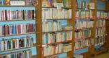 knihy v knihovně